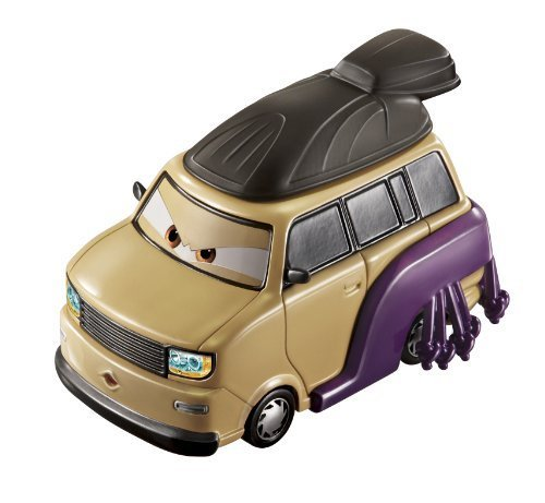 Disney / Pixar CARS 2 Movie 155 Die Cast Car Oversized Vehicle Kingpin Nobunaga by Disney Pixar