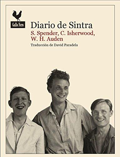 Diario de Sintra (Narrativas) por Stephen Spender