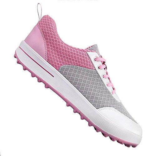 PGM Women Golf Shoes, Respirant des Chaussures de Golf...