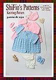 patrón para dos agujas –KP29-  chaqueta matinée, pantalones, sombrero y botitas/patucos unisex para bebé (Spanish Edition)