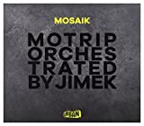 Motrip Orchestrated By Jimek: Mosaik [CD]+[DVD]