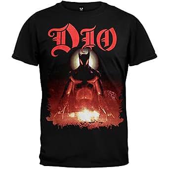 Dio - Mens Last In Line T-shirt Medium Black