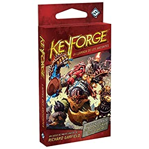 Fantasy Flight Games- Keyforge: La Llamada de los Arcontes – Español (KF02ES)