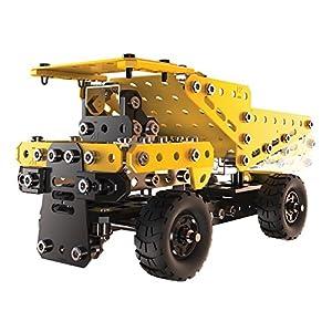 Meccano Camion De Descarga (Bizak 61921852)