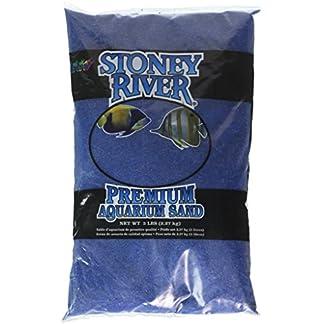Stoney River Blue Aquatic Sand Freshwater and Marine Aquariums, 5-Pound Bag 12