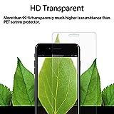 Wsky Panzerglas Schutzfolie für iPhone 7 Plus, 3 Stück Displayschutzfolie für 5,5 Zoll, 9H Härte Ultradünne 3D Touch Kompatibel (3 Stück) - 6