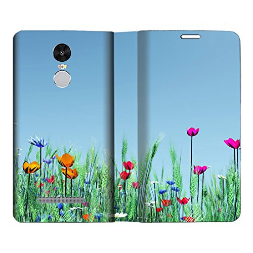 Digi Fashion Designer Flip Cover with hi-res print for Xiaomi Redmi Note 3