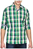 Bolt Men's Casual Shirt (bolt030, Gren, ...
