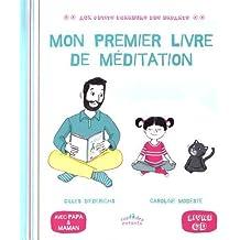 Mon premier livre de méditation (1CD audio)