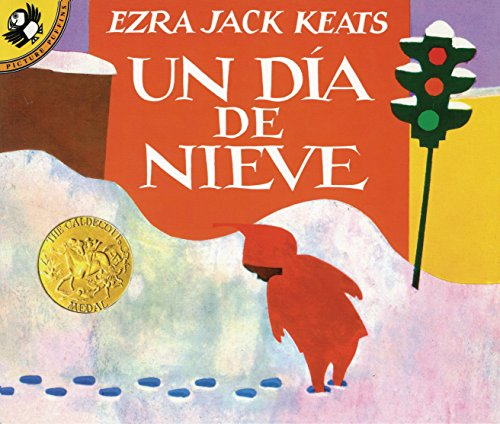 UN Dia De Nieve(the Snowy Day) (Picture Puffin) por Ezra Keats