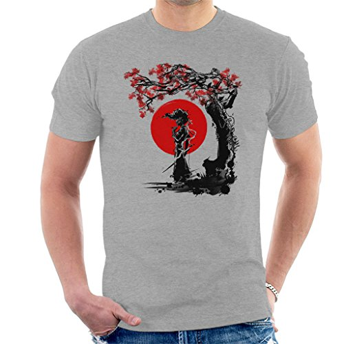 Afro Samurai Afro Under The Sun Men's T-Shirt