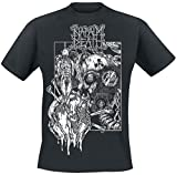NAPALM DEATH    HARMONY CORRUPTION      T-Shirt   L
