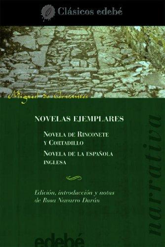 NOVELAS EJEMPLARES (CLÁSICOS EDEBÉ)