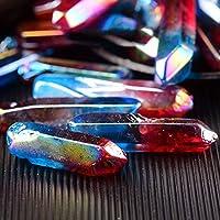 liuxi Crystal Point, Kristallstein-Behandlungsstein-Fluorit-Reiner natürlicher bunter Gestreifter Steinkristall... preisvergleich bei billige-tabletten.eu