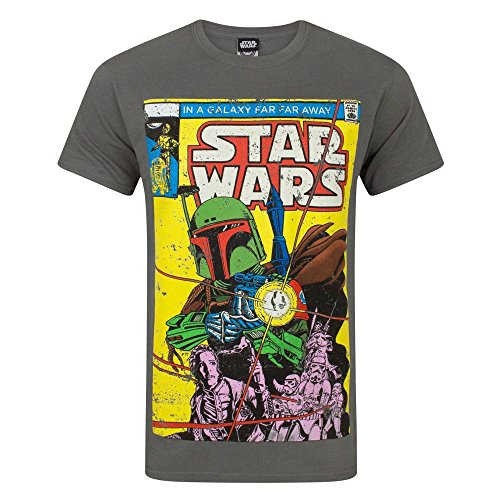 Herren - Official - Star Wars - T-Shirt (L)