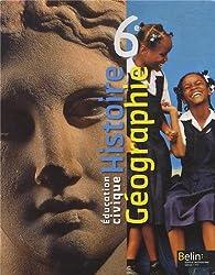 Histoire géographie éducation civique 6e