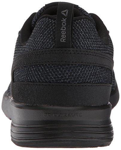 Reebok-Mens-Foster-Flyer-Sneaker-BlackAsh-Grey-65-DM-US