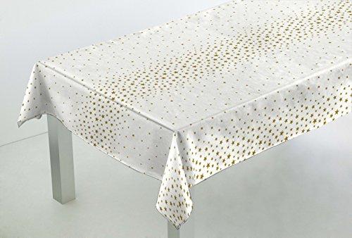 Confección Saymi Mantel Antimanchas loneta resinada