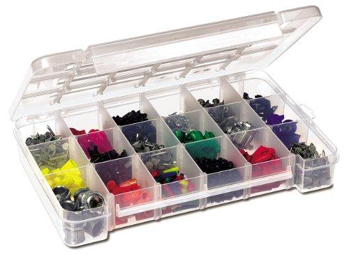 Akro 14 (Akro-Mils Aufbewahrungsbox für Kunststoff-Teile, für Handwerks- und Werkzeug, 05905)
