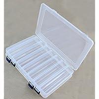 Plastikbox pesca caja señuelos caja accesorios CAJA Angel Box Tacklebox (jcb203)