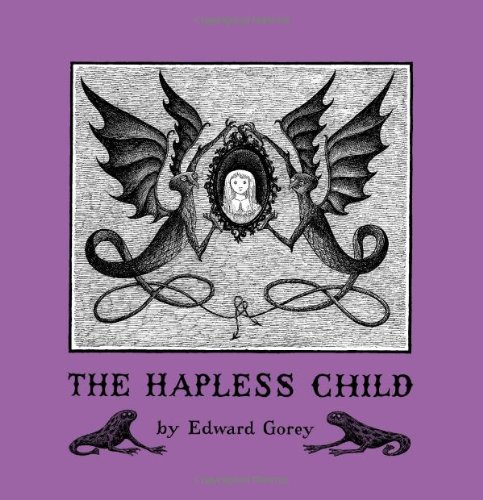 Edward Gorey the Hapless Child A146