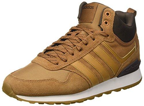 adidas Herren 0xt WTR Mid Hohe Sneaker Braun (Timber S5-st/mesa/Dark Brown) 41 1/3 EU