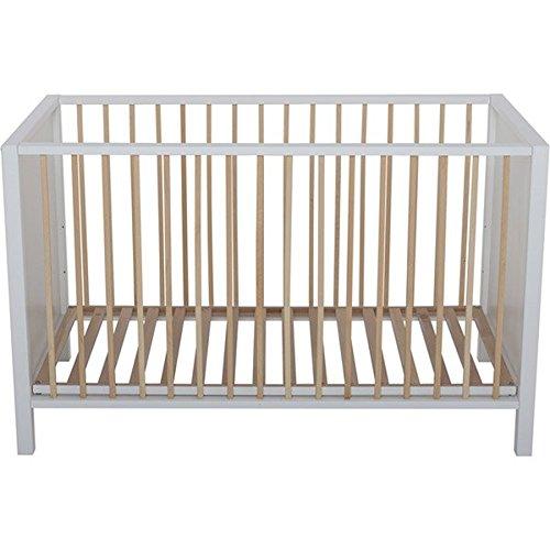Preisvergleich Produktbild Quax Kinderbett Nordic White/Natur