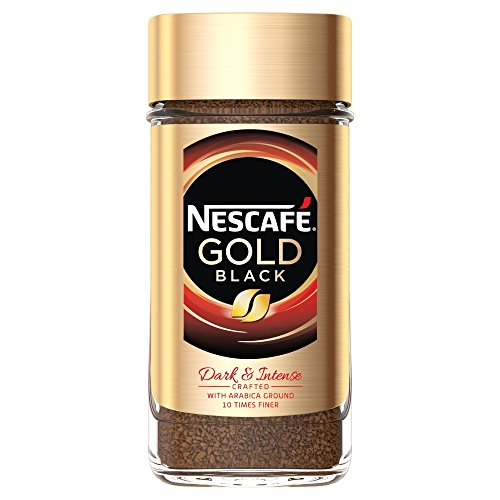 NESCAFÉ GOLD Black Instant Coffee, 200 g, Pack of 6 511cenq31CL