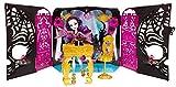 Mattel Monster High Y7720 -  13 Wünsche Spectra und Partyraum, inklusive 1 Puppe
