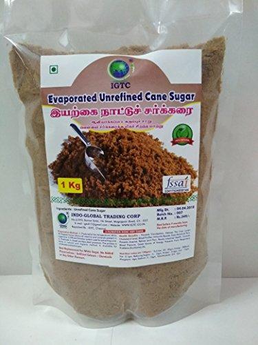 IGTC Unrefined Cane Sugar, 1 kg
