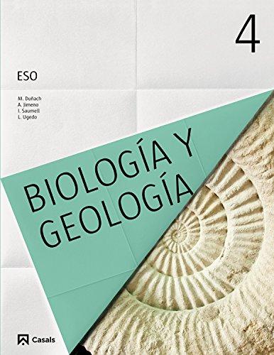 Biología y Geología 4 ESO (2016) - 9788421860885