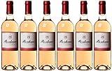 Baron Philippe de Rothschild Bordeaux AOC Rosé Merlot trocken 2017 (6 x 0.75 l)