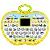 Giocattoli Regalo per Bambina di 1 Anno, Giocattoli di Apprendimento per Bambini di 1-3 anni Tablet per Bambini Giocattoli per Bambina di 2 Anni Giocattolo per Computer Apple per Regalo di 2-3 Bambini