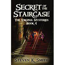 Secret of the Staircase (The Virginia Mysteries Book 4) (English Edition)