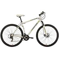 Mountainbike Hardtail 29'' Carnivore telaio Alu bianco-verde 51 cm KS Cycling