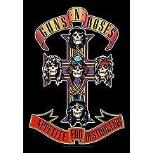 Guns N´ Roses Textil-Poster Appetite For Destruction 75 x 110 cm