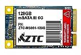 128GB ZTC Bollwerk V2 mSATA 6G 50mm Solid State Disk - ZTC-MS001 - 128G