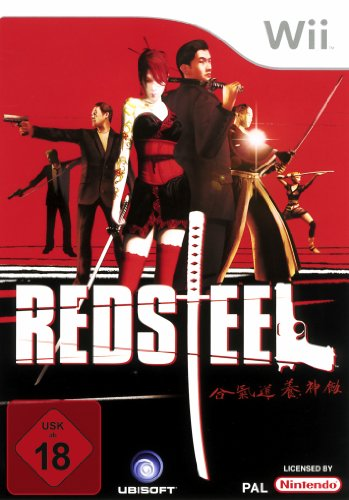 Red Steel [Software Pyramide] (Red Steel Wii-spiel)