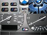 BMW M Emblem Sticker Aufkleber 10 Stück