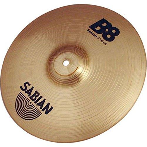 SABIAN SPLASH B8 - PLATILLO  30 4 CM