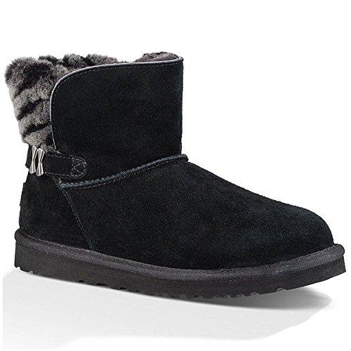 Bottines - Boots, couleur Noir , marque UGG, modÚle Bottines - Boots UGG W ADRIA Noir Schwarz
