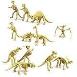 LEORX Dinosaurier Spielzeug Skelettmodell Kit Assorted Set 12St