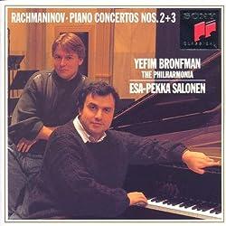 Klavierkonzerte 2 Und 3