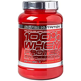 Scitec Nutrition 100% Whey Protein Professional 920 g Cappuccino