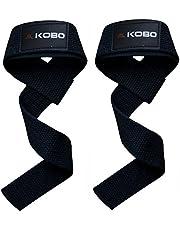 Kobo WTA-03 Power Cotton Gym Support (Black)