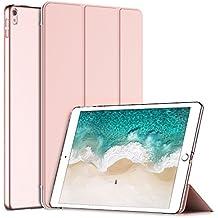 JETech Funda para Nuevo iPad Pro 10,5 2017 Carcasa Case (Apple New iPad Pro 2017) Auto-Aueño/Estela (Oro Rosa)