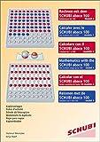 SCHUBI Abaco 100 / Der Zähl- und Rechenrahmen für den Zahlenraum bis 100 mit dem genialen Dreh!: Rechnen mit dem Abaco 100 (Modell A)
