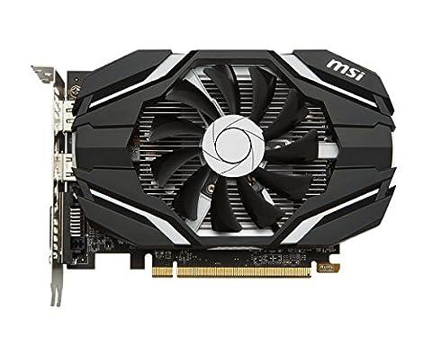 MSI AMD Radeon RX 460 2G OC 2 GB Gddr5