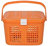 Best Picnic Baskets - Aristo Multipurpose Shopping,Picnic Storage Basket With Two Strong Review