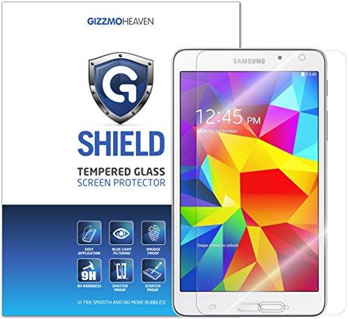 G-Shield Bildschirmschutzfolie für Samsung Galaxy Tab 4 (7 Zoll) Hartglas Schutzfolie